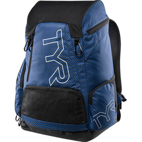 TYR Alliance Team Rugzak 45l, carbon/blue